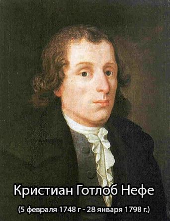 Кристиан Готлоб Нефе